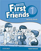 First Friends 2nd Edition : Activity Book