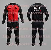 Спортивный костюм UFC REEBOK RED (без капюшона)