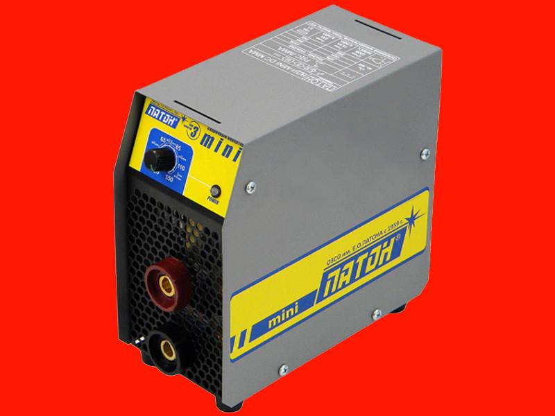 Сварочный инвертор на 150 Ампер ПАТОН ВДИ-mini
