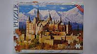 "Пазлы ""Замок Hohenzolern"",1000ел,680*475мм,Danko Toys.Пазлы для детей и взрослых.Пазли для дітей та дорослих З"