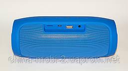 Беспроводная колонка JBL Charge 4 16W MP3/FM/Bluetooth/USB/microSD реплика, BLUE, фото 3