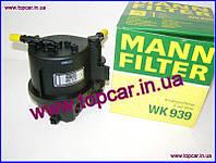 Фільтр паливний Citroen Nemo 1,4 HDi 09 - Mann Німеччина WK939