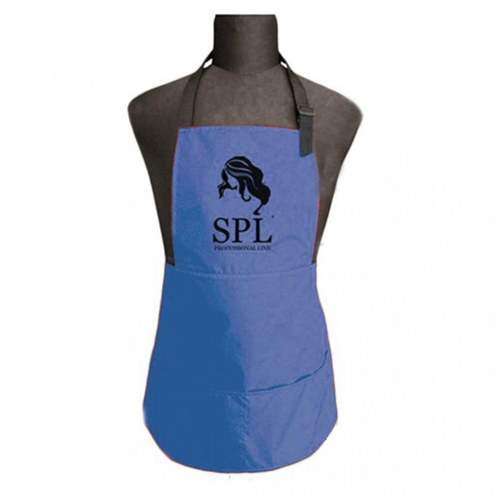 Фартук односторонний SPL, Mini голубой