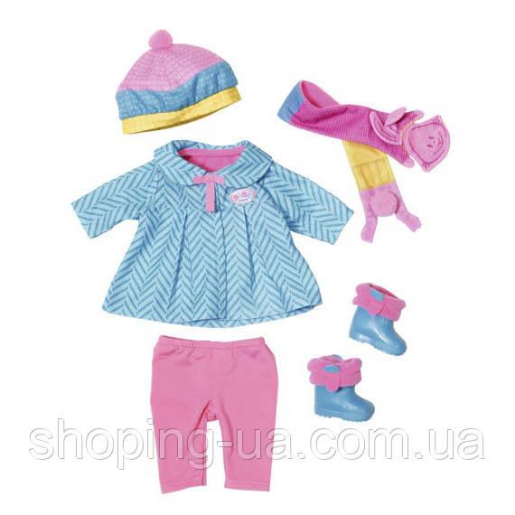 Набор одежды для куклы Прохладный денек Baby Born Zapf Creation 823828, фото 1
