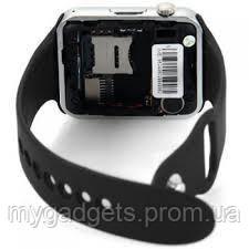 Смарт Часы А1 Smart Watch A1 (black), фото 3