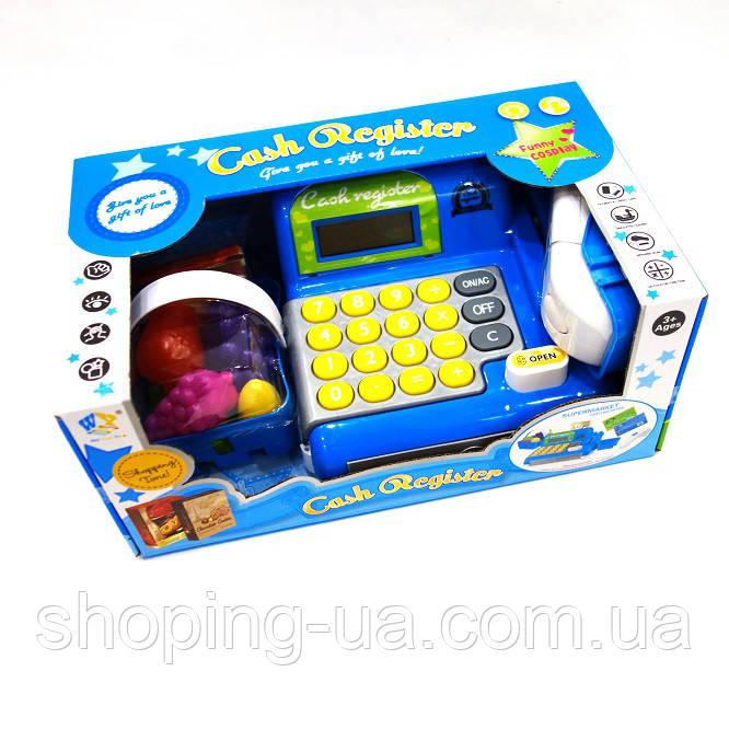 Детский кассовый аппарат WY348-1
