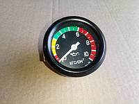 Манометр давления масла механический КАМАЗ 14.3830-03