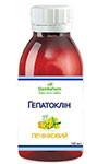 БАЖ «Гепатоклин - печеночный»100 мл-при гепатите, холецистите, дискинезии, желчекаменной болезни