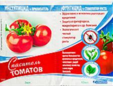 Инсектицид Спасатель томатов  3 мл + 12 мл
