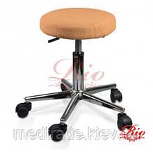 Чохол на стілець бежевий