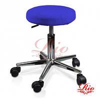 Чехол на стул синий, фото 1