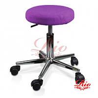 Чехол на стул фиолетовый, фото 1