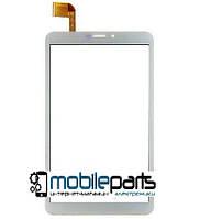 """Оригинальный Cенсор (Тачскрин) для планшета 7.85"""" HK80DR2798-V01 (204*120 мм, 51 pin) (Белый)"""