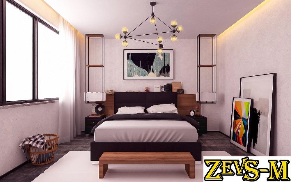 Кровать Zevs-M Камалия 160*190