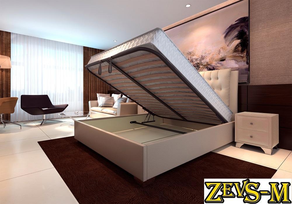 Кровать с механизмом Zevs-M Каролина 140*190