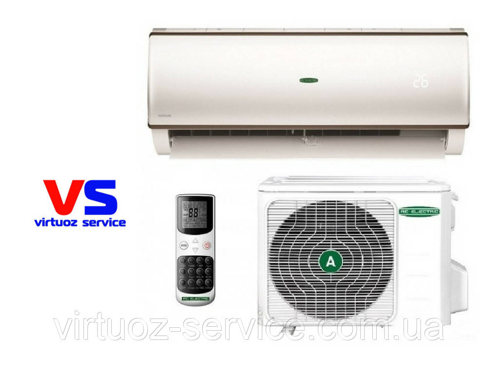 Инверторный кондиционер AC Electric Inverter ACEM/I-09HN1_16Y  NordLine