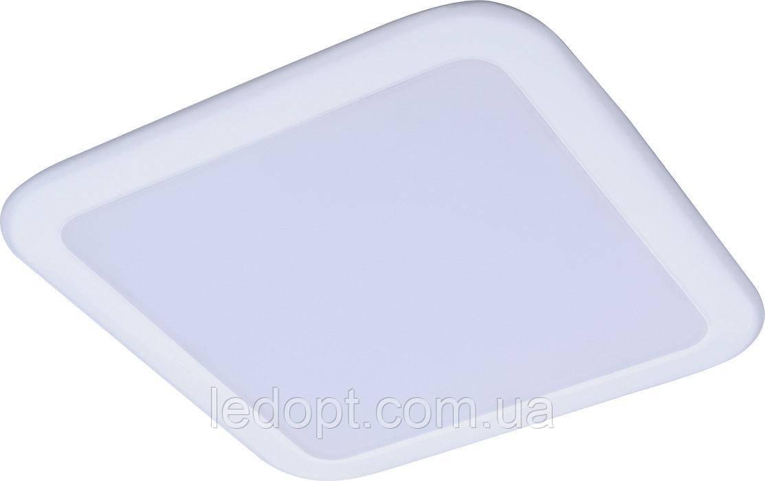 Светодиодный светильник Philips 15W квадрат DN027B LED12/NW 4000K