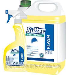 Средство для удаления пятен с поверхностей Sutter Professional FLASH, 5 л.