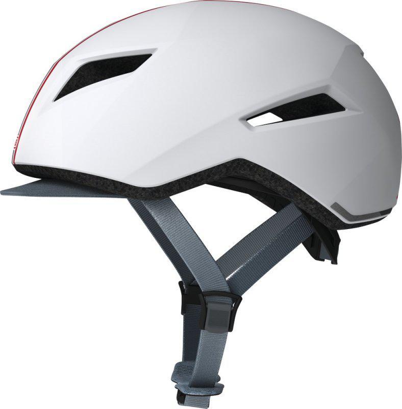 Велосипедный шлем Abus YADD-I Streak white S