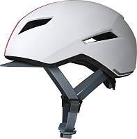 Велосипедный шлем Abus YADD-I Streak white S, фото 1