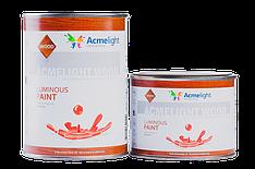 Светящаяся краска Acmelight Wood - краска для деревянных поверхностей 0.25л, 0.5л, 1л (9 цветов)