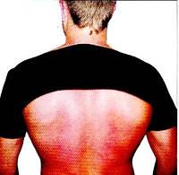 Турмалиновая накладка на плечи с биофотонами Вековой Восток