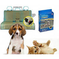 Подстилка для собак в машинку чехол для животных Pet Zoom. Отличное качество. Доступная цена. Код: КГ3028