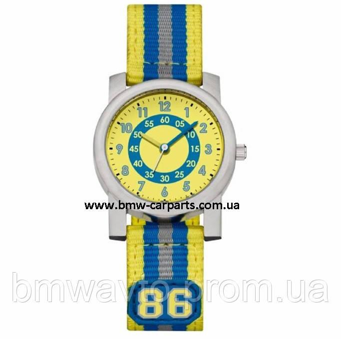 Детские наручные часы Mercedes-Benz Watch, MB Kids' Watch silver