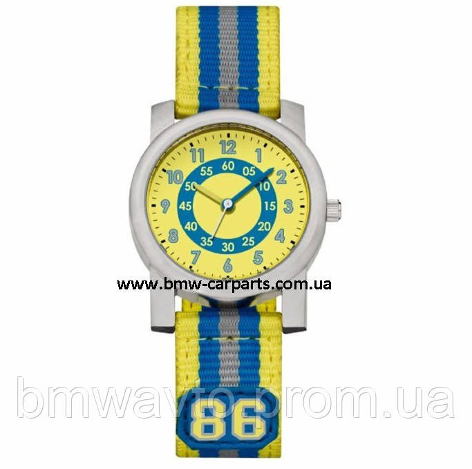 Детские наручные часы Mercedes-Benz Watch, MB Kids' Watch silver, фото 2