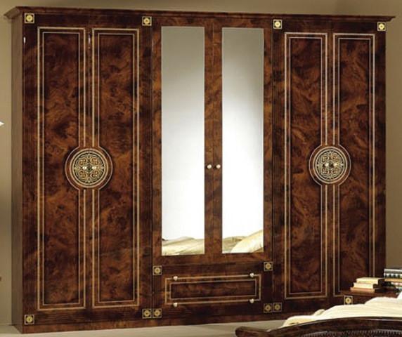 Шафа 6 Д Спальня Рома