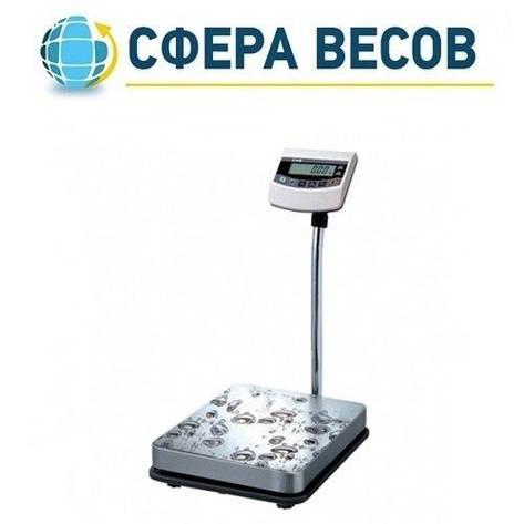Весы электронные напольные CAS BW-60RB (60 кг), фото 2
