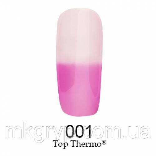 Топовое покрытие для ногтей F.O.X Top Thermo 001