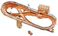 Большой моторизованный трек Тачки Громовая балка Disney Pixar Cars 3 Thunder Hollow Criss-Cross Track Set