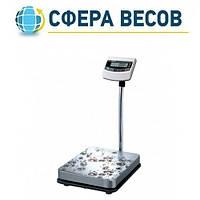 Весы электронные напольные CAS BW-150RB (150 кг)