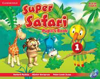 Super Safari  Pupil's Book with DVD-ROM