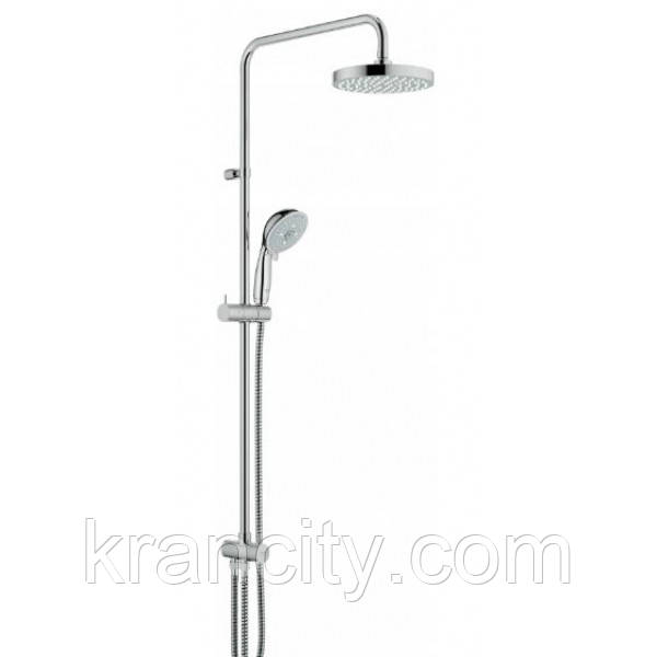 GROHE New Tempesta Cosmopolitan Душевая система с верхним душем и ручным душем