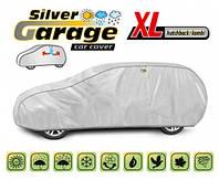 Чехол-тент для автомобиля Silver Garage. Размер: XL kombi/hatchback
