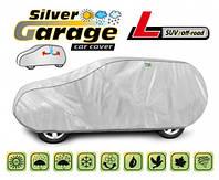 Чехол-тент для автомобиля Silver Garage. Размер: L SUV/Off Road