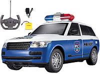 Машинка на радиоуправлении Полиция 666-702JA