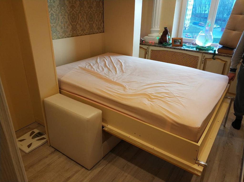 Диван під ліжко. 6