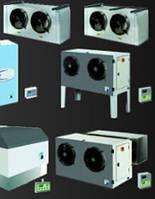 Подбор воздухоохладителей и конденсаторов воздушного охлаждения