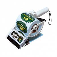 Аппликатор этикетки TOWA APF-100 (подвижный датчик края, фигурные этикетки шириной до 100 мм)