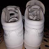 Высокие кроссовки Reebok кожаные, фото 6