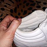 Высокие кроссовки Reebok кожаные, фото 3