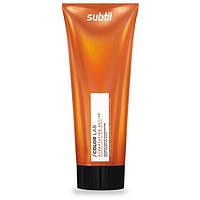 Интенсивная маска для придания увлажнения сухих и повреждённых волос Ducastel subtil Color Lab 200 мл