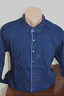 Мужская рубашка PaulSmith микровельвет,  длинный рукав