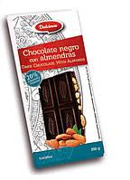 Шоколад черный с орехами Dulcinea Negro Con Almendras