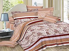 Двуспальное постельное белье 3D Лери Макс 01