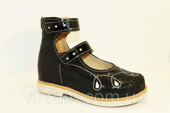 45b6b6217 Ортопедические туфли для девочек - Производитель ортопедической обуви  VIKRAM.ORTO в Днепропетровской области