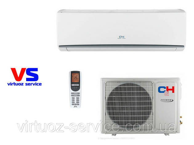 Кондиционер Cooper&Hunter CH-S18FTX5 Winner  INVERTER, фото 2
